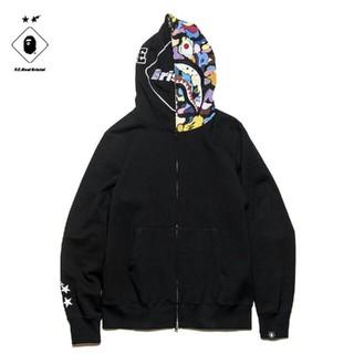 e5d480a6 アベイシングエイプ(A BATHING APE)のsizeXL bape FCRB SHARK full zip hoodie