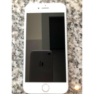 iPhone - iPhone8 シルバー 64GB SIMロック解除済 箱付き