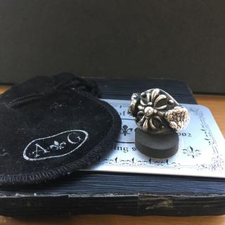 エーアンドジー(A&G)のA&Gバイパーリング(リング(指輪))