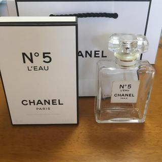 シャネル(CHANEL)のCHANEL N0 5  空き瓶 空き箱 (容器)