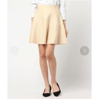 アンティローザ(Auntie Rosa)のAuntieRosa♡アンティローザ♡ニットひらひらスカート(ミニスカート)