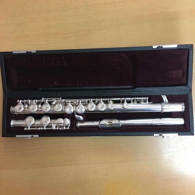 ヤマハ(ヤマハ)のフルート 楽器の管楽器(フルート)の商品写真
