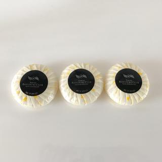 エトロ(ETRO)のETRO♡会員制ホテル アメニティ ボディソープ 石鹸 3個セット(ボディソープ / 石鹸)