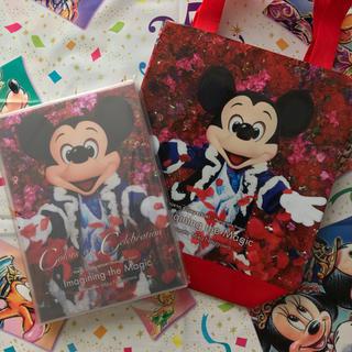 ディズニー(Disney)のディズニー イマジニング 写真集 専用バッグ付(アート/エンタメ)