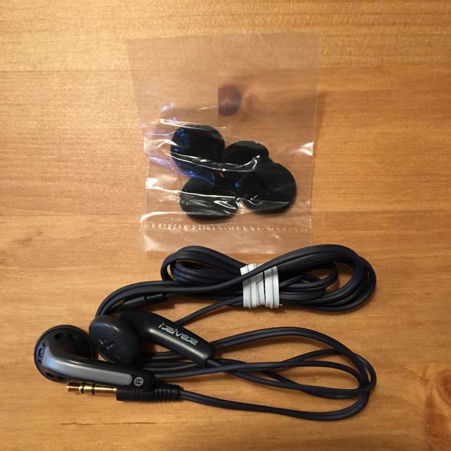 iriver(アイリバー)のiRiver  イヤホン スマホ/家電/カメラのオーディオ機器(ヘッドフォン/イヤフォン)の商品写真