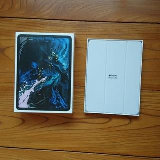 アイパッド(iPad)のipad Pro 11インチ 256GB シルバー スマートフォリオセット(タブレット)