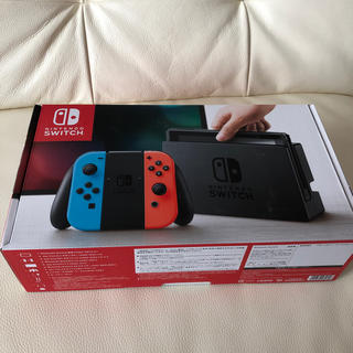 Nintendo Switch - 任天堂Switch本体