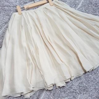 エポカ(EPOCA)のエポカ シルク スカート(ひざ丈スカート)