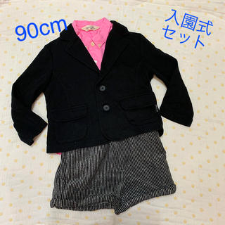 2ab4d4085d5be コムサイズム(COMME CA ISM)の入園式セット 90cm コムサイズムなど(ドレス . ドレス フォーマル