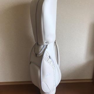 アディダス(adidas)のアディダス ゴルフ キャディバッグ  レディース(バッグ)