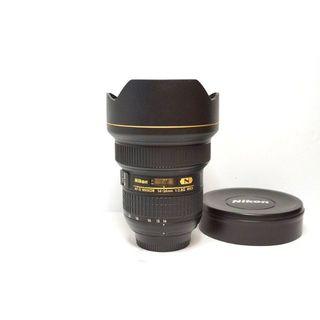 Nikon - 【広角ズーム】 Nikon AF-S 14-24mm F2.8G ED