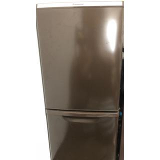 パナソニック(Panasonic)の(送料無料) Panasonic 2ドア冷蔵庫(2013年製)(冷蔵庫)