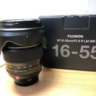 富士フイルム - FUJIFILM XF16-55mm F2.8 R LM WR 極美品