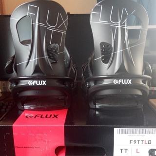 フラックス(FLUX)のFLUX TT BLACK 18-19 サイズL(バインディング)