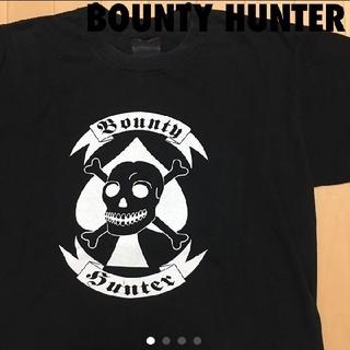 バウンティハンター(BOUNTY HUNTER)の#3647 BOUNTY  HUNTER バウンティハンター スカル Tシャツ(Tシャツ/カットソー(半袖/袖なし))