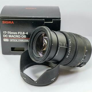 Canon - CANON用SIGMA17-70/f2.8-4 DC MACRO OS