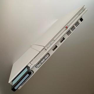プレイステーション2(PlayStation2)のPlayStation2 本体  薄型  セラミックホワイト(家庭用ゲーム本体)