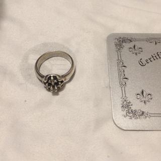 シュプリーム(Supreme)の元クロムハーツデザイナーが手がける A&G クロムハーツ純銀 ZIP リング (リング(指輪))
