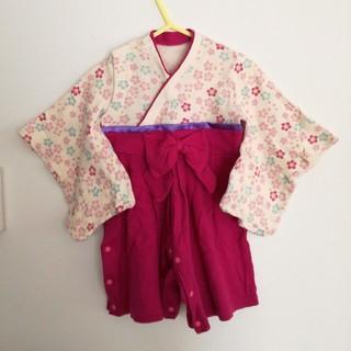 ベルメゾン(ベルメゾン)の袴 ロンパース(和服/着物)