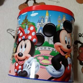 ディズニー(Disney)のディズニーリゾート 空き缶(小物入れ)