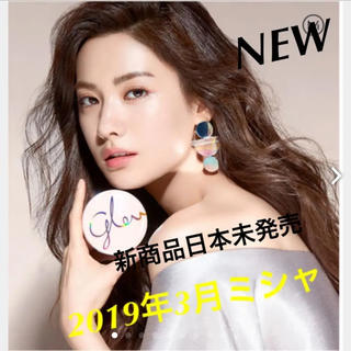 ミシャ(MISSHA)の2019年3月ミシャ新商品日本未発売  グローウカバークッションファンデション (ファンデーション)