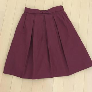 《美品》カールパークレーンスカート