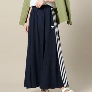アディダス(adidas)のアディダスオリジナルス ロングスカート (ロングスカート)