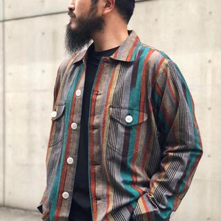 エスツーダブルエイト(S2W8)のSouth2west8 Smokey shirts スモーキーシャツ 19ss(シャツ)