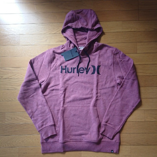 Hurley(ハーレー)の新品 Hurley ハーレー パーカー サイズM 定価10000円 タグ付き メンズのトップス(パーカー)の商品写真