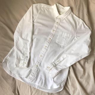 MUJI (無印良品) - 無印良品 白シャツ