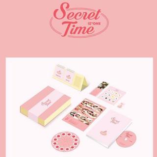 エイチケーティーフォーティーエイト(HKT48)のIZ*ONE secret time 写真集(アイドルグッズ)