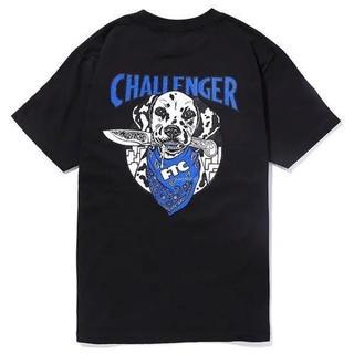 エフティーシー(FTC)のchallenger FTC Tシャツ Sサイズ(Tシャツ/カットソー(半袖/袖なし))