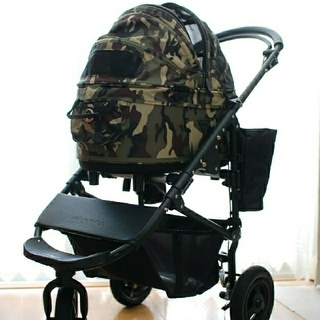 AIRBUGGY - Air Buggy for dog DOME2 SMエアバギー美品