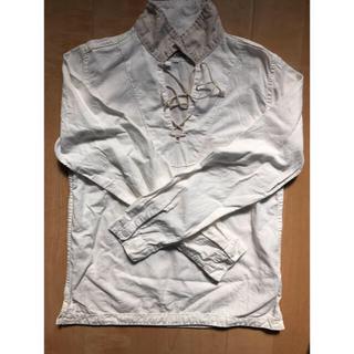 ティグルブロカンテ(TIGRE BROCANTE)のTIGRE BROCANTE 白シャツ(シャツ/ブラウス(長袖/七分))