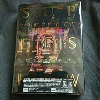 SUPER JUNIOR - SUPER JUNIOR Blu-ray 初回限定盤 SUPERSHOW7