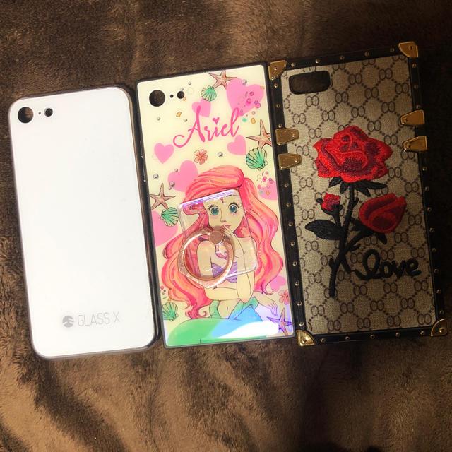 iPhone7/8☆スマホケース☆中古セットの通販 by potedanroppy's shop|ラクマ