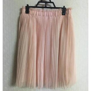 ディップドロップス(Dip Drops)のディップドロップス プリーツスカート(ひざ丈スカート)