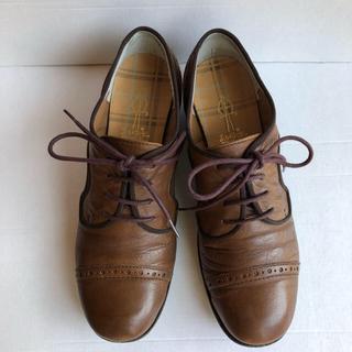 アシナガオジサン(あしながおじさん)のあしながおじさん レースアップシューズ おじ靴(ローファー/革靴)