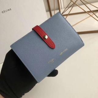 2741fad237f6 celine - CELINEセリーヌ 二つ折り財布 レディース の通販|ラクマ