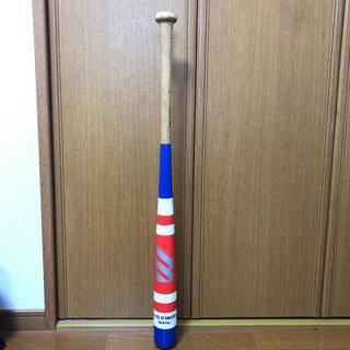 ミズノ(MIZUNO)のミズノ トレーニングバット(木製)(バット)