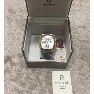 アイグナー(AIGNER)のアイグナー  メンズ機械式時計 新品 未使用(腕時計(アナログ))