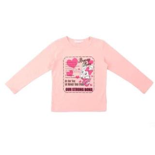 ロニィ(RONI)のRONI❤️ロニぴょん長袖Tシャツ    ピンク(Tシャツ/カットソー)