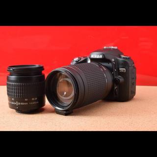 Nikon - Nikon ニコン D80 Wレンズセット!3-23