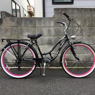 シュウィン(SCHWINN)のレア‼️SCHWINN‼️ビーチクルーザー‼️フル装備‼️(自転車本体)