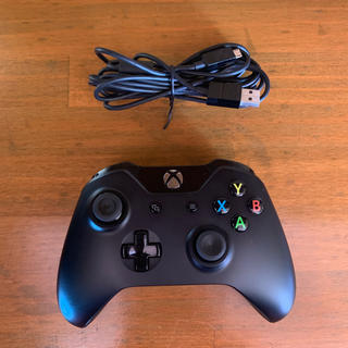 エックスボックス(Xbox)のXbox one ワイヤレス/有線 ゲームコントローラー(家庭用ゲーム機本体)