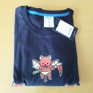 キューン(CUNE)のCUNE Tシャツ 半袖 エンカウントネコ XL(Tシャツ/カットソー(半袖/袖なし))