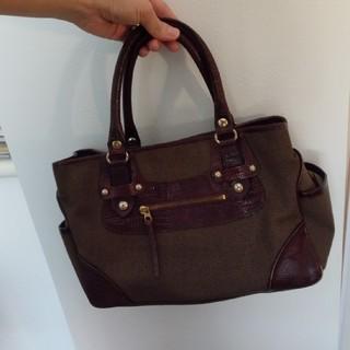 クリスチャンオジャール(CHRISTIAN AUJARD)のクリスチャンオジャールのハンドバッグ(ハンドバッグ)