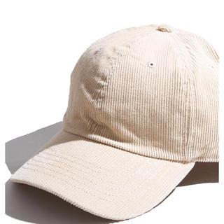 ウィゴー(WEGO)のまぁこさん専用 新品タグ付き new hattan キャップ(キャップ)