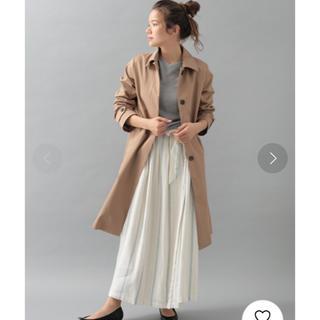 【美品】ステンカラーコート