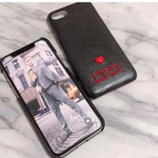 ミュウミュウ(miumiu)のmiumiu love letterシリーズ iPhone7/8ケース(iPhoneケース)